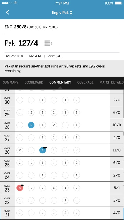 ESPNcricinfo Cricket screenshot-3