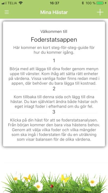 Foderstatsappen screenshot-5
