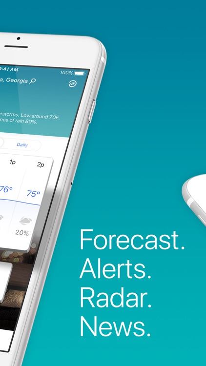 Weather: The Weather Channel screenshot-8