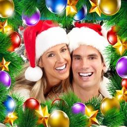 Merry Christmas Frames HD