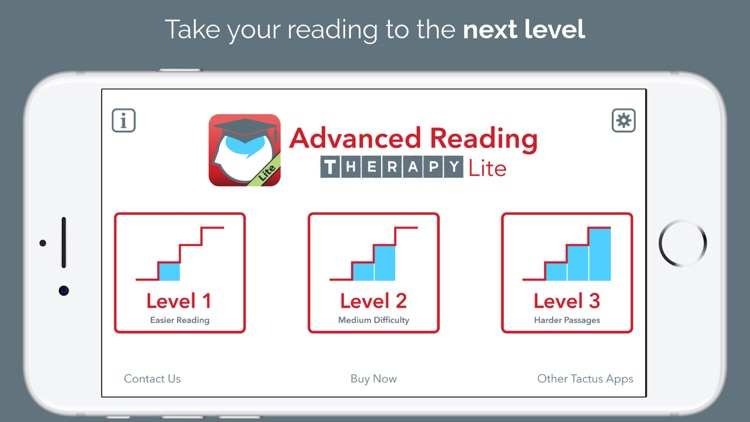 Advanced Reading Therapy Lite