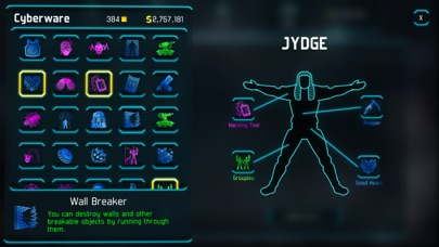 Screenshot from JYDGE