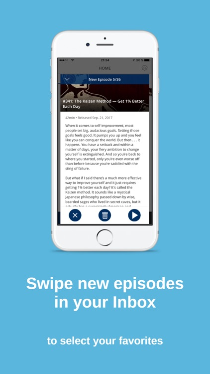 Procast Podcast App - Podcasts screenshot-4