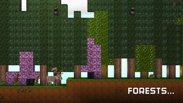The Blockheads Im App Store - Minecraft zusammen spielen ipad