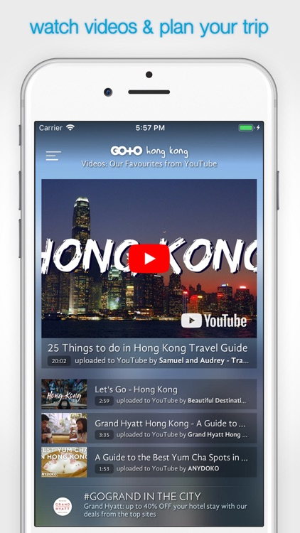 Hong Kong City Travel Guide screenshot-4