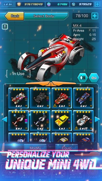 Mini Legend - Mini 4WD Racing screenshot-3