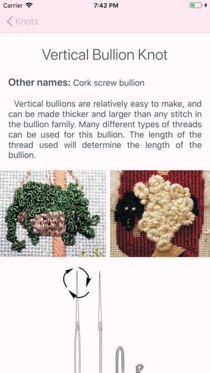Knots, Fur & Turkey Work screenshot-4