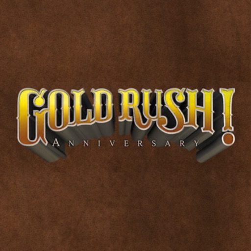 Party like It's 1849 - Gold Rush! Anniversary is Now Available for the iPad