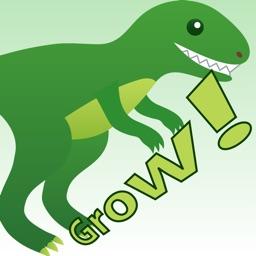 Grow Grow Dino!
