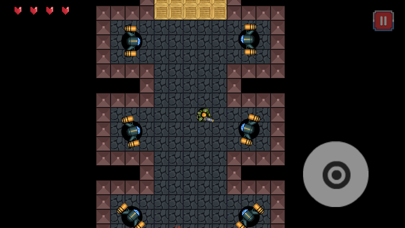 monster shooter pixel