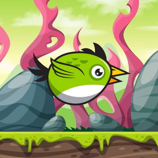 Egg Bird - Arcade Game