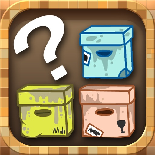 Pandora's Box-Puzzle Games iOS App