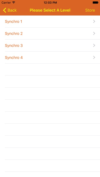 Synchro screenshot-1