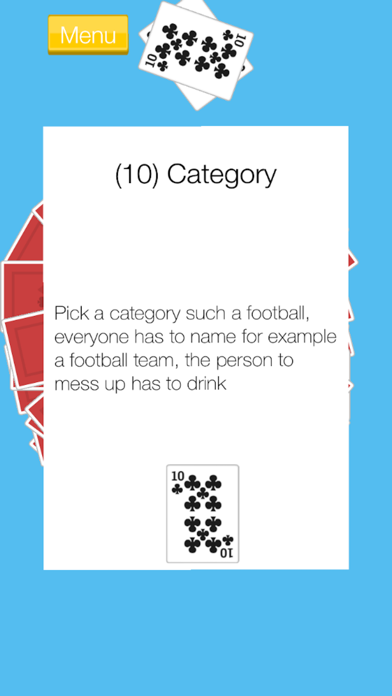 Ring of Fire - Drinking Game screenshot two