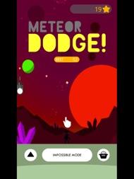 MeteorDodge! ipad images