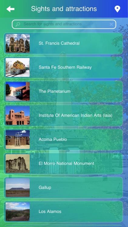 Santa Fe City Guide screenshot-3