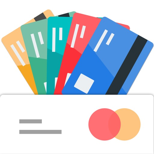 iWallet Pro - Credit Cards Wallet with PayPal Scan