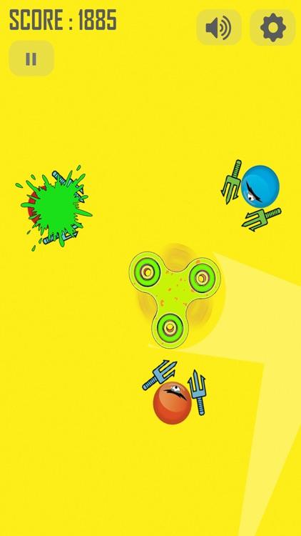 Fidget Spinner Monster Hunter screenshot-3