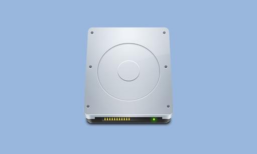 TV Storage Info icon