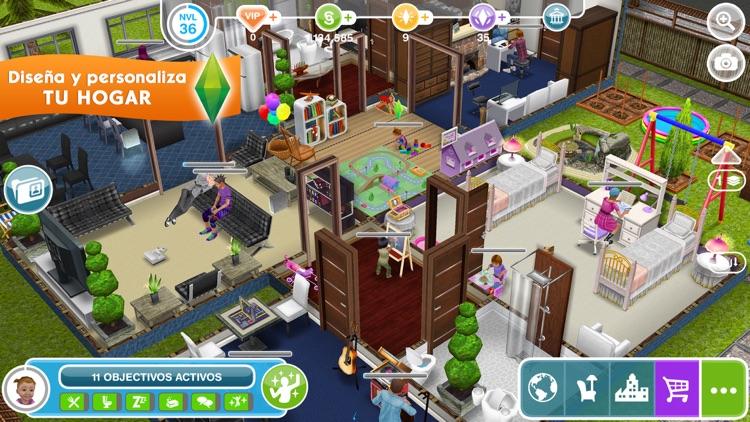 Los Sims™  FreePlay screenshot-4
