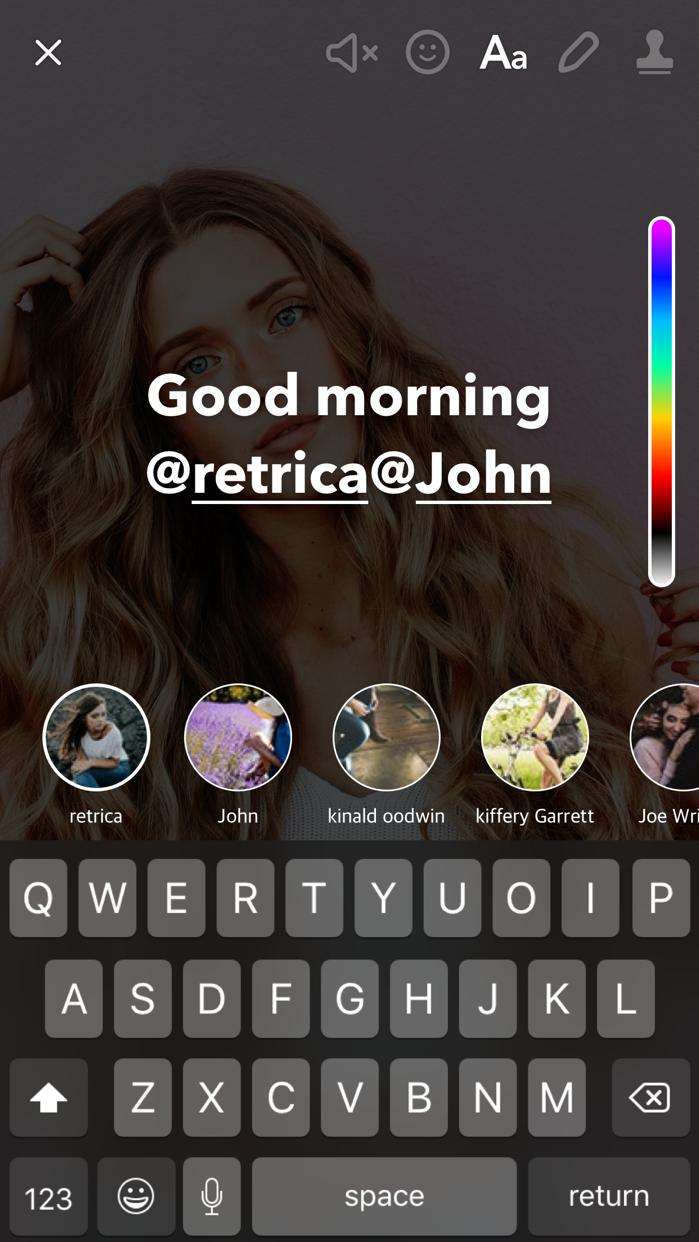 Retrica - Discover Yourself Screenshot