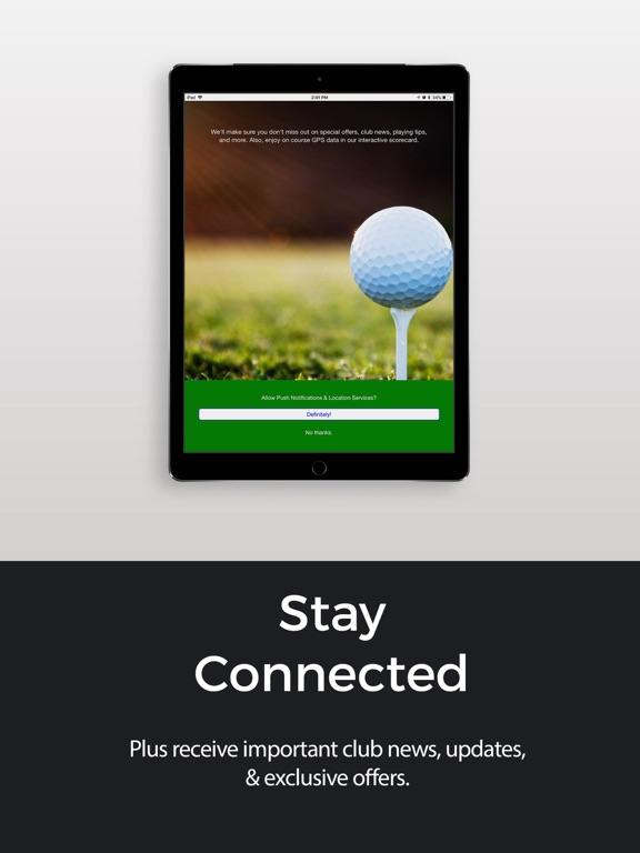 Gallus Golf Club screenshot 7