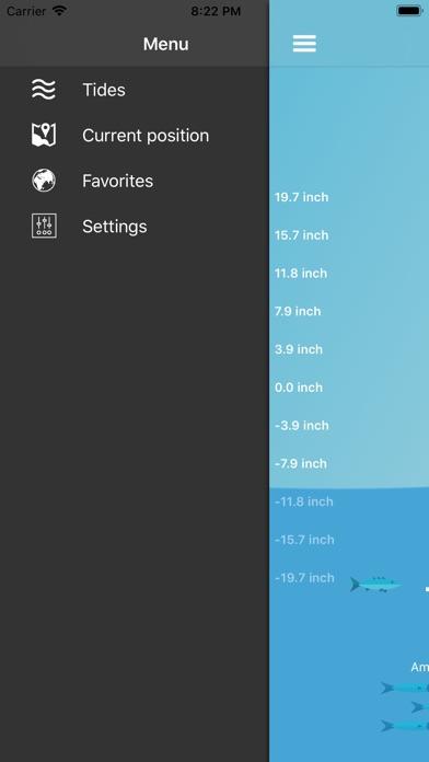 Tides for Fishermen screenshot 5