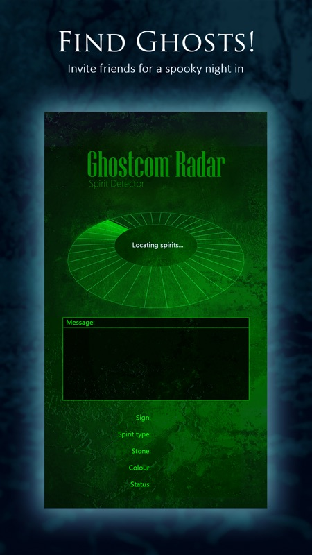 Ghostcom Radar Spirit Detector - Online Game Hack and Cheat | Gehack com