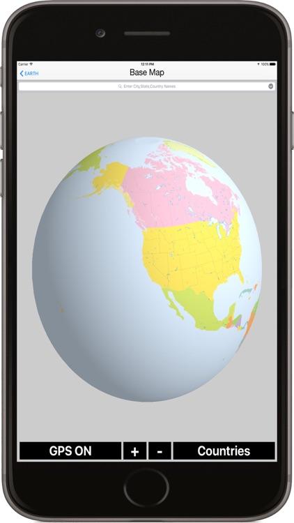 Earth Now Live (3D maps) screenshot-3