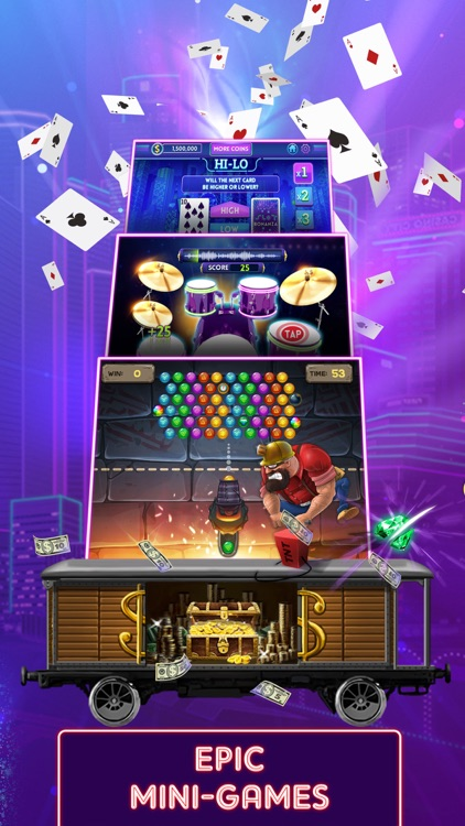 Slot bonanza free casino slots long slotted holes