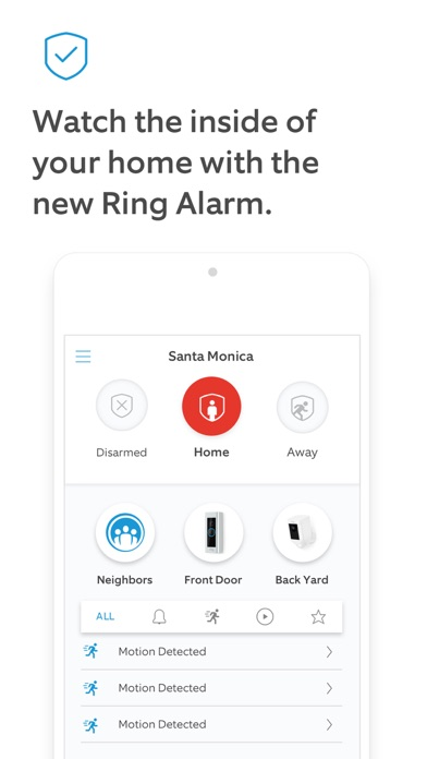 Ring - Always Home app image