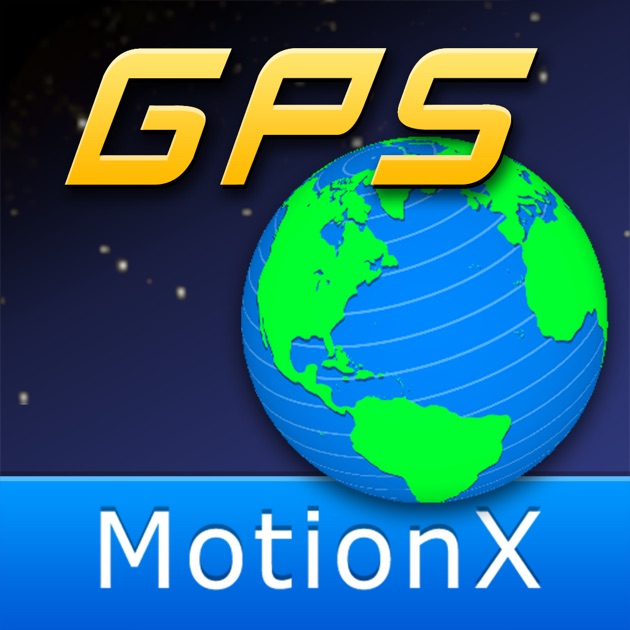 motionx gps on the app store. Black Bedroom Furniture Sets. Home Design Ideas