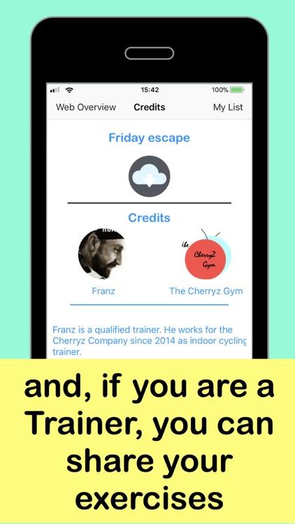 Spinfully A - Indoor Cycling screenshot-4