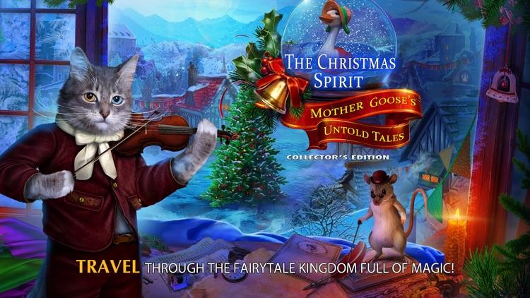 Christmas Spirit: Mother Goose