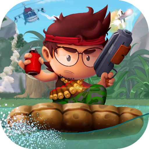 Ramboat: Action endless runner