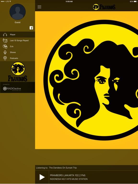 Prambors FM iPad