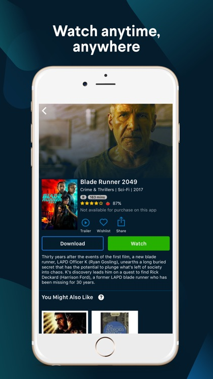 Vudu - Movies & TV screenshot-0