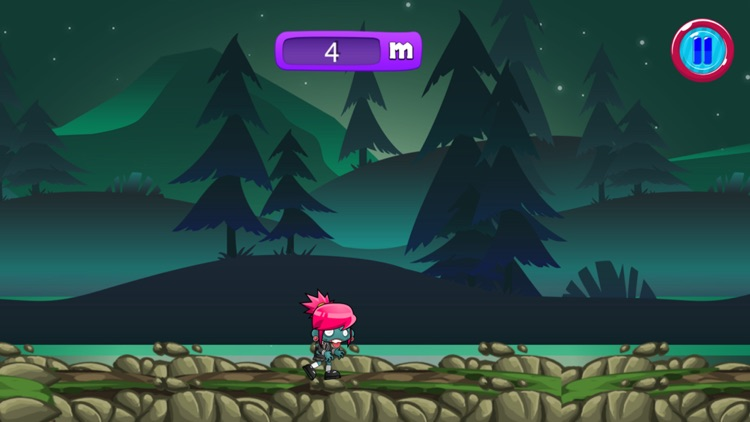 Zombie Land Adventure screenshot-1