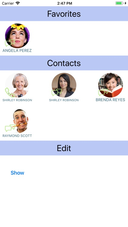 Photo Phone screenshot-3