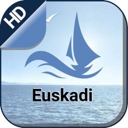 Euskadi Is. Charts For Fishing