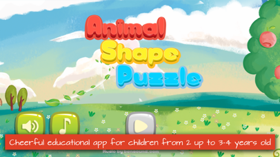 download Animal Shape Puzzle apps 2