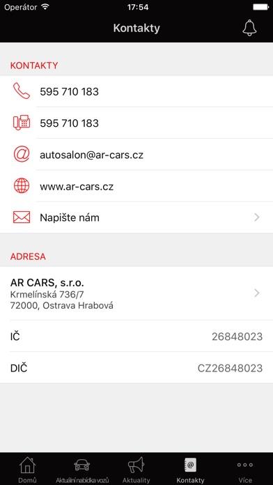 AR CARS-3