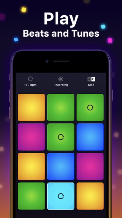 Drum Pad Machine - Beat Maker app image