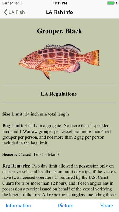 NY Saltwater Fishing Companion Screenshot