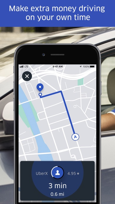 Uber Driver for Windows