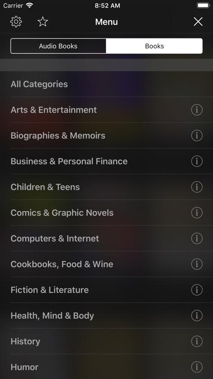 Bestsellers for Book Store screenshot-3