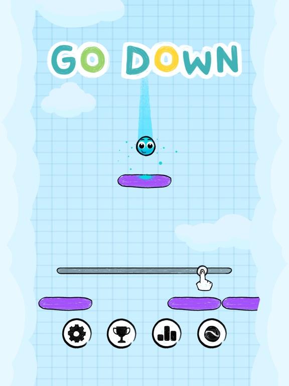 Bounce Down™ screenshot 1