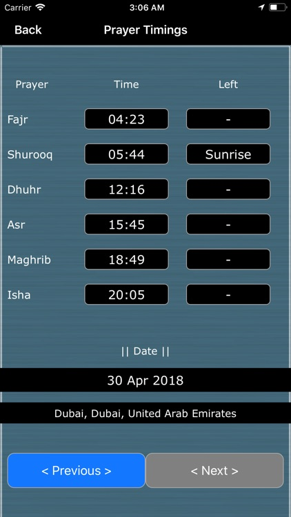Qibla Finder : Prayer Timings screenshot-3