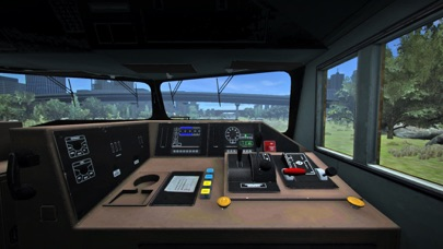 Train Simulator PRO 2018 screenshot 4