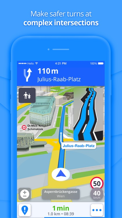 GPS Navigation & Maps screenshot-3